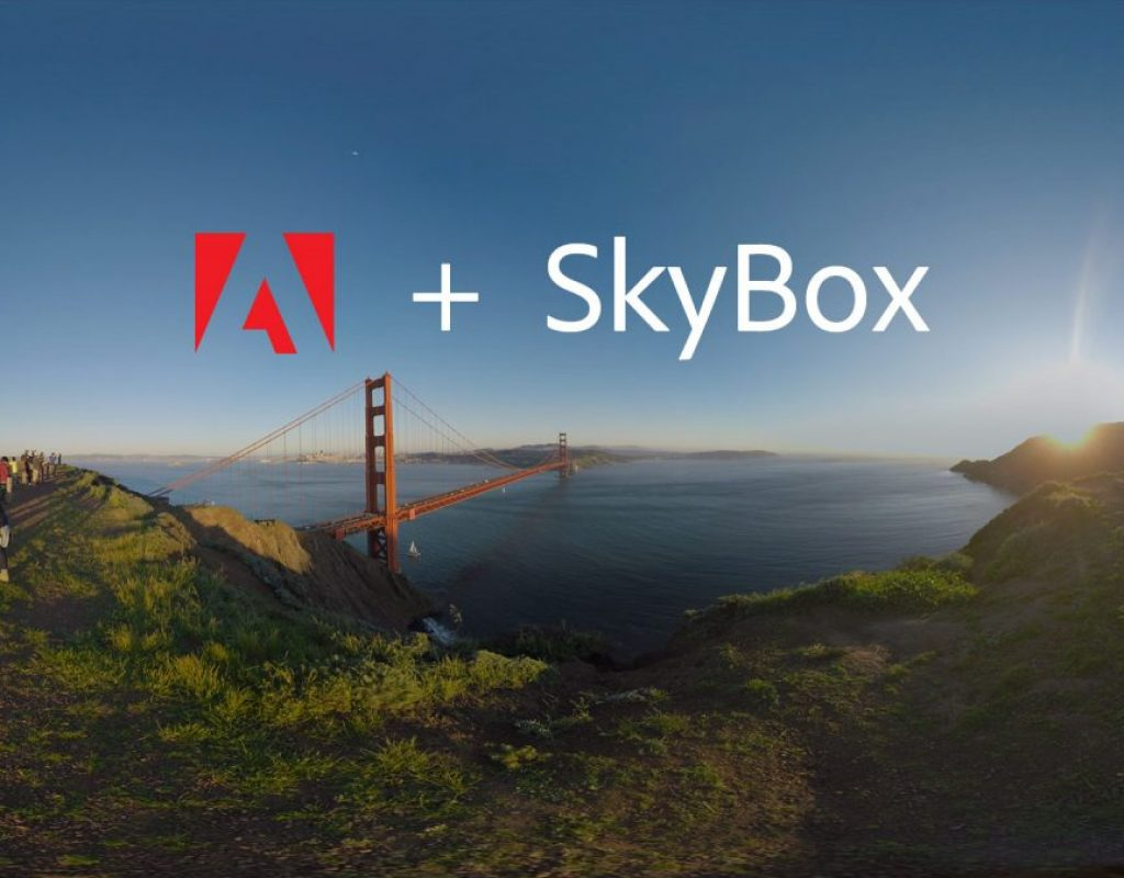 Adobe acquires 360 video and VR tools by Mettle 5