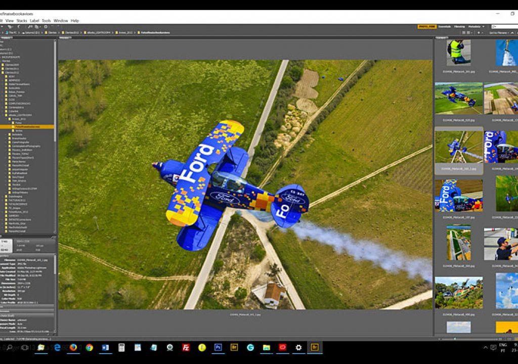 Adobe Bridge as a DAM