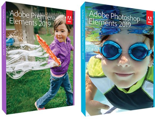 Adobe introduces Photoshop and Premiere Elements 2019
