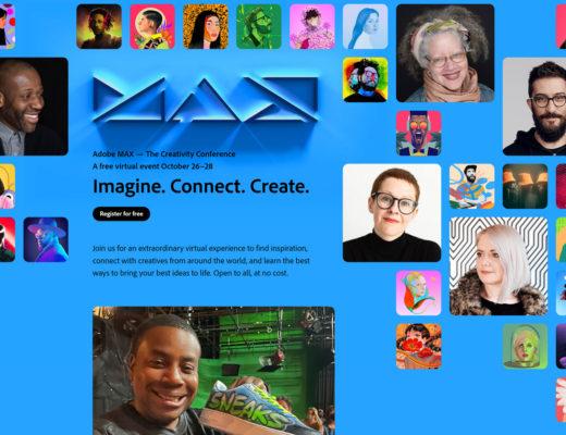Adobe MAX: free virtual event starts tomorrow