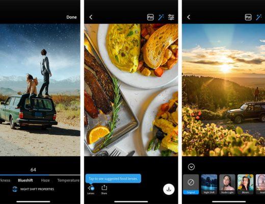 Adobe Photoshop Camera: Adobe Sensei for smartphones-2