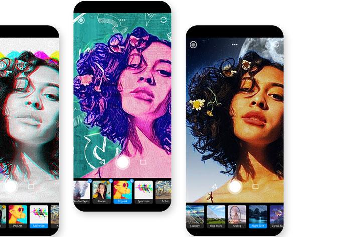 Adobe Photoshop Camera: smartphone photography the Adobe way
