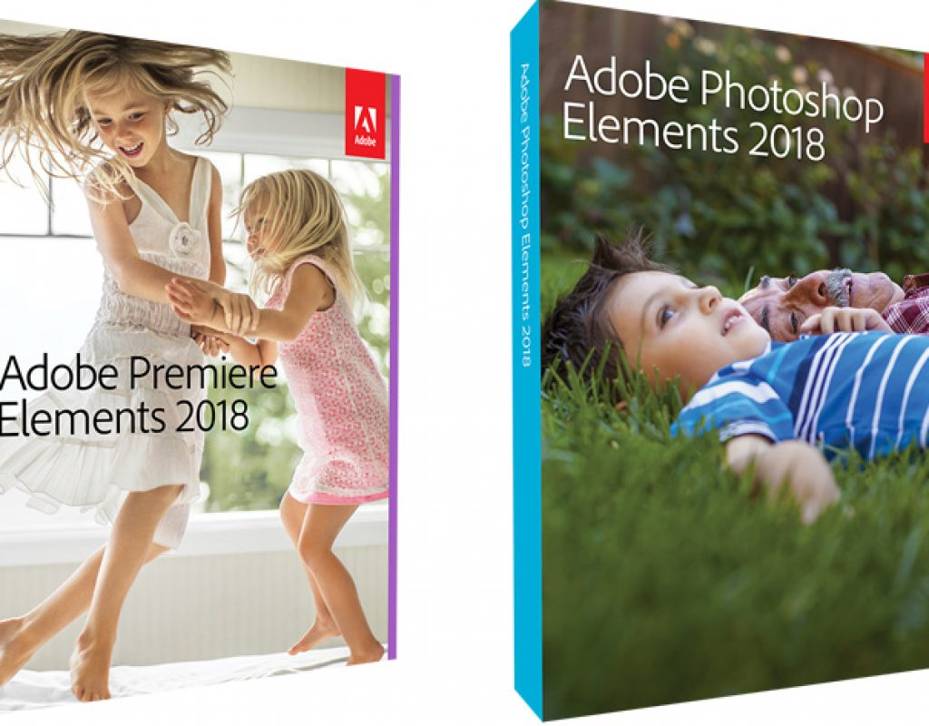 Hands-on with Premiere and Photoshop Elements 2018