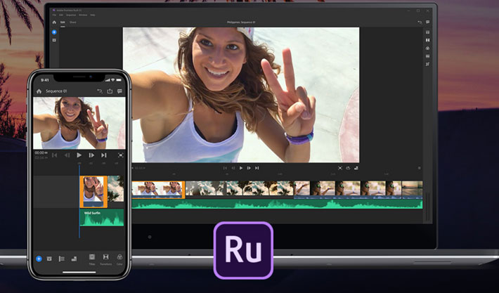 Adobe Premiere Rush CC: video editing made easy