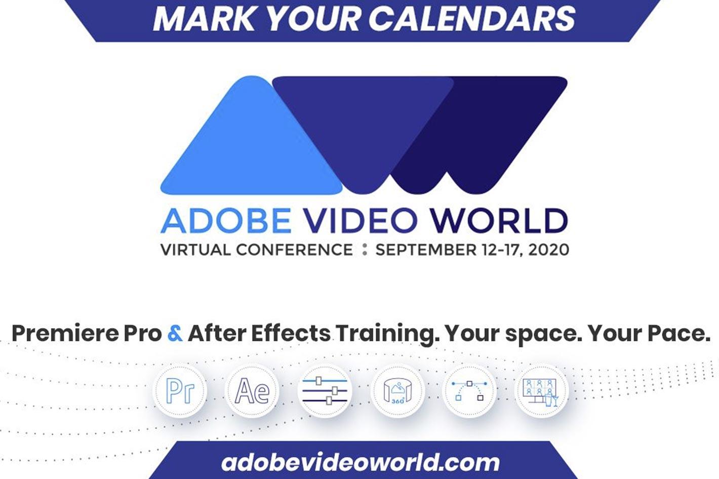 Adobe Video World Online comes in September