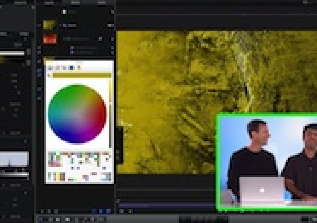 Color Correction Filters in Motion 1