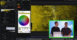 Color Correction Filters in Motion 31