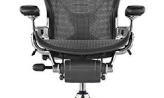 I've been researching a new editing chair, here are my notes
