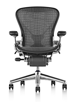 I've been researching a new editing chair, here are my notes 16