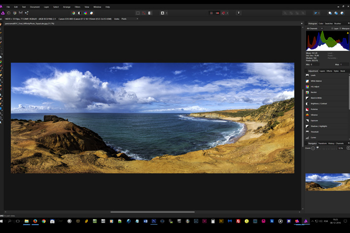 Affinity Photo for Windows available now