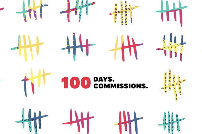 100 Days. 100 Commissions. Serif announces details of COVID-19 support project