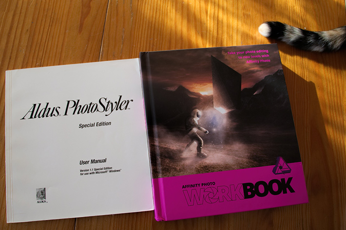 Affinity Photo Workbook launched