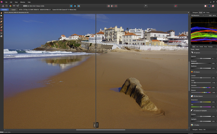 Hands-on: Affinity Photo for Windows