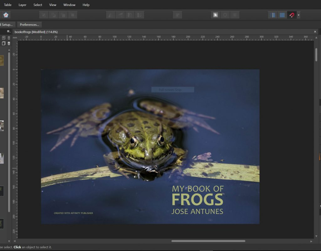 Affinity Publisher is coming: an affordable desktop publishing app 5