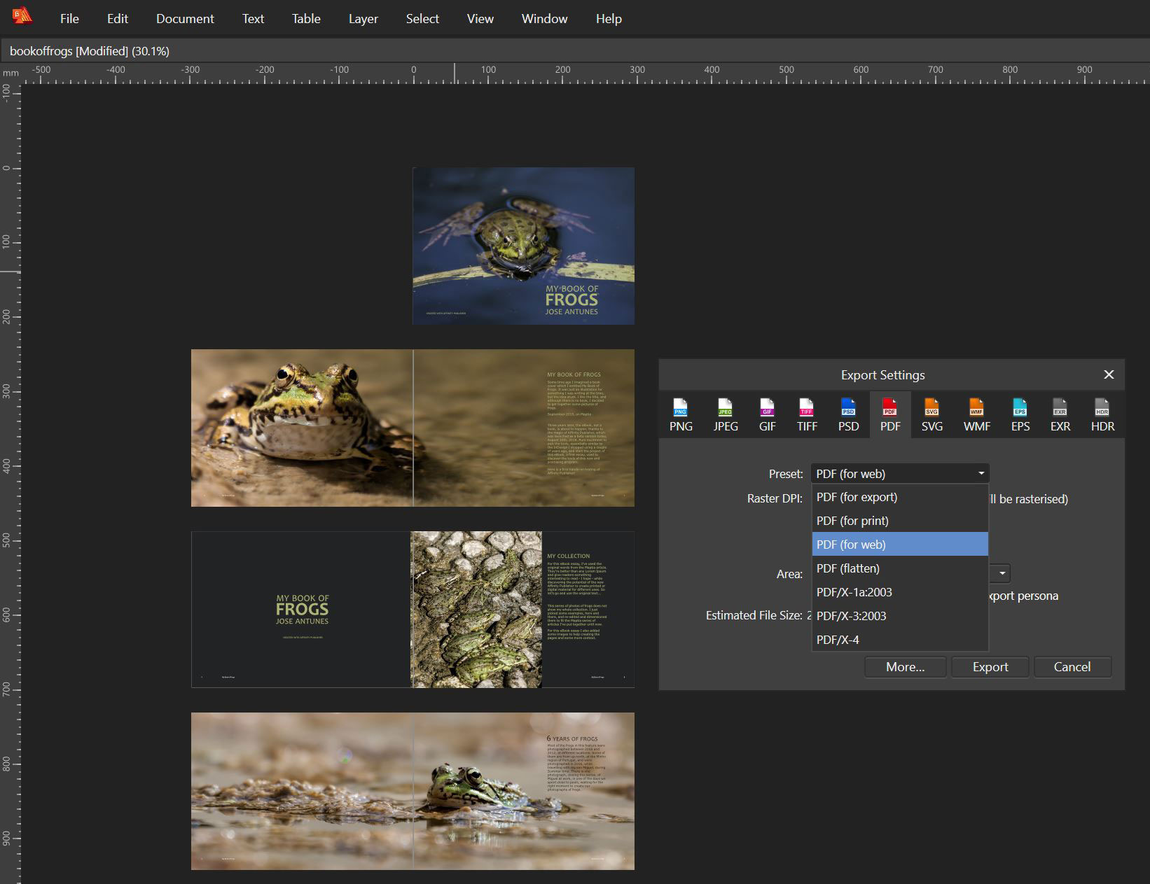 Affinity Publisher: an affordable alternative to InDesign