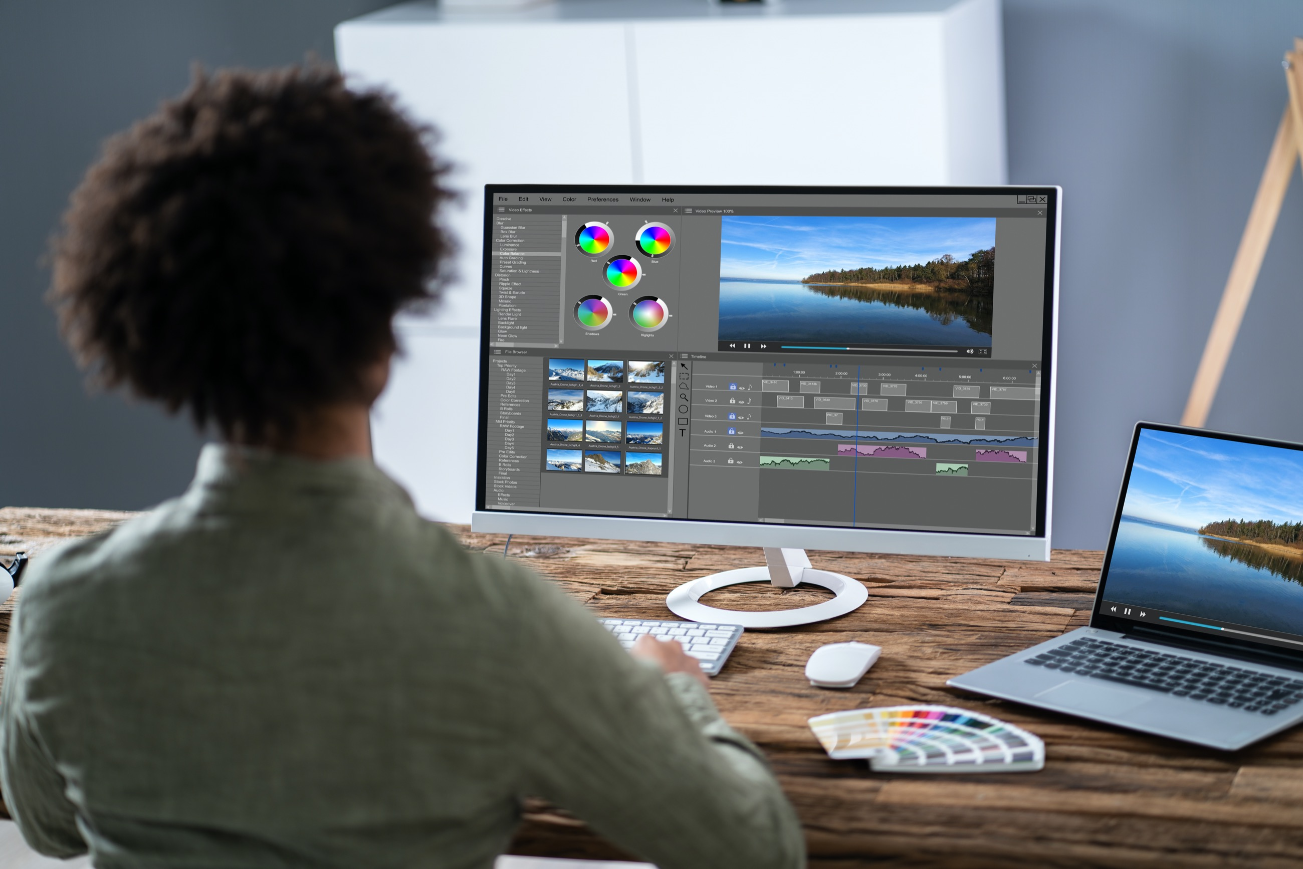 editor-editing-video-on-computer