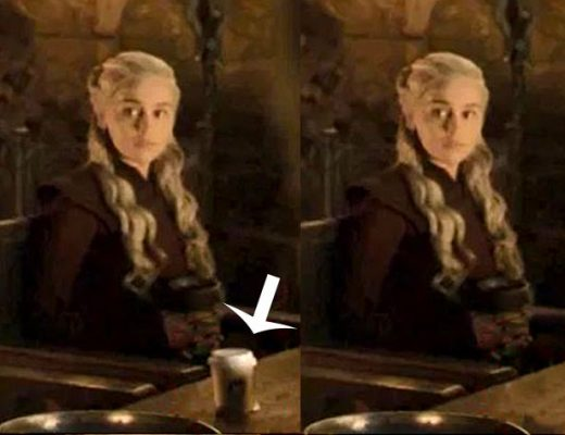Adobe After Effects fixes Game of Thrones Starbucks cup goof 2