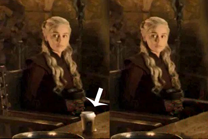 Adobe After Effects fixes Game of Thrones Starbucks cup goof 4