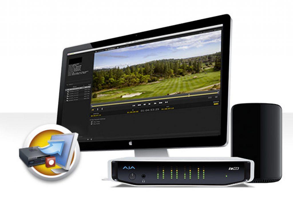 AJA releases Desktop Software v12.5