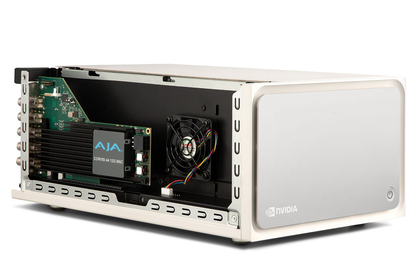 AJA adopts NVIDIA platform to offer AI-Driven developer solutions