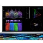 AJA: free software features 8K support for HDR Image Analyzer 12G