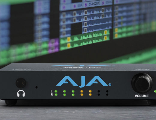 AJA Video Systems software with native Apple M1 support