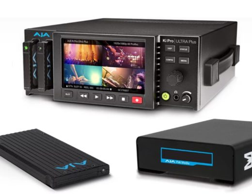 Blackjet VX-1P, a new media reader for AJA Pak Media