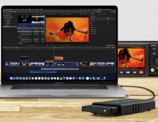 AJA delivers PAK Dock Pro to simplify media transfers