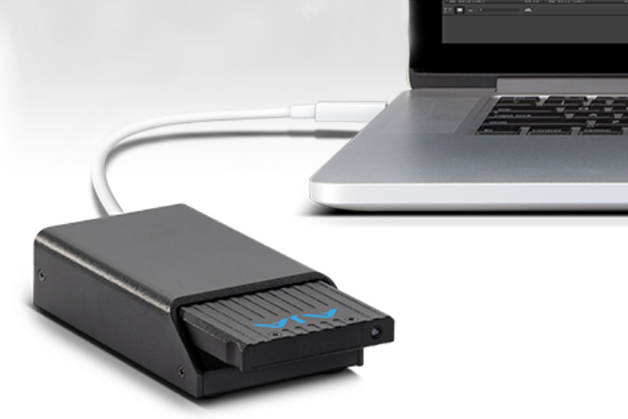 AJA unveils new 2TB Pak 2000 SSD recording media