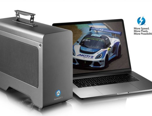 Akitio Thunder3 Node Pro: an external boost to your PC or Mac