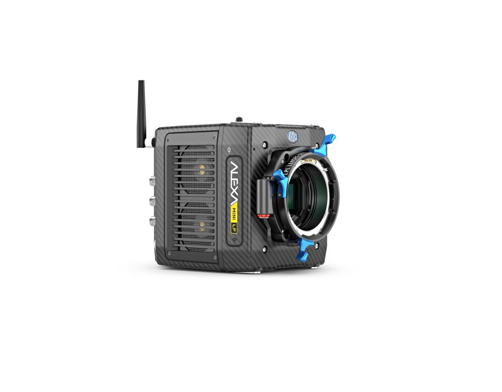Arri Announces The Alexa Mini LF - Large Format In A Small Body 1