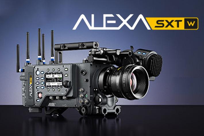 ALEXA SXT goes wireless