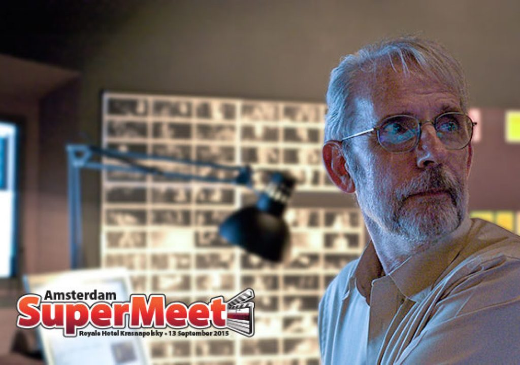 Walter Murch set to be the featured presenter at the Eighth Annual Amsterdam SuperMeet 1