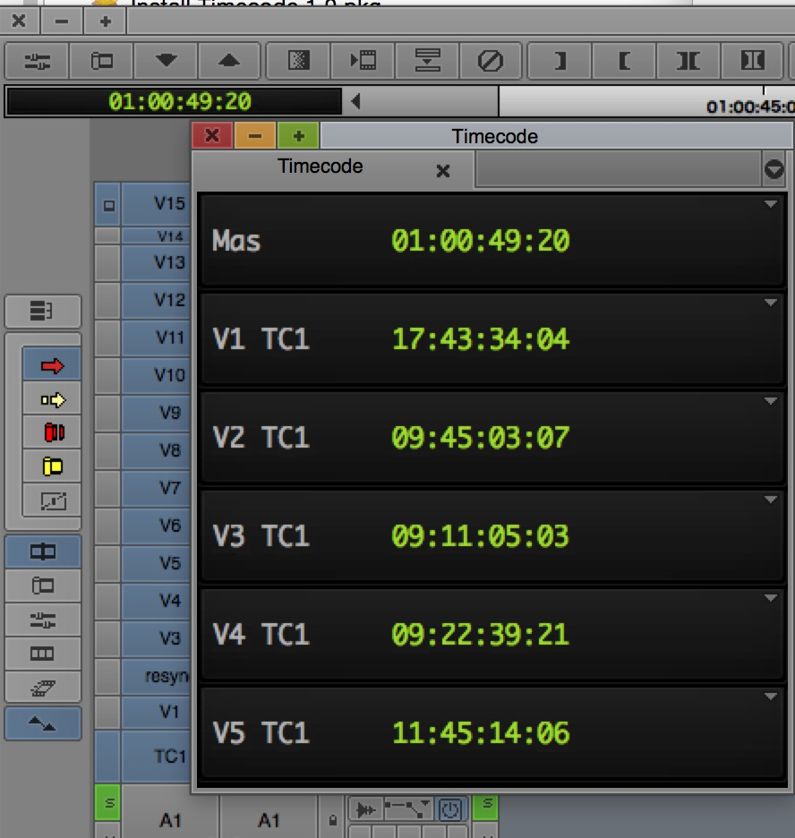 A floating timecode window comes to FCPX by Scott Simmons