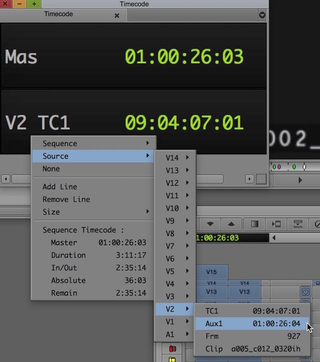 amc source display info