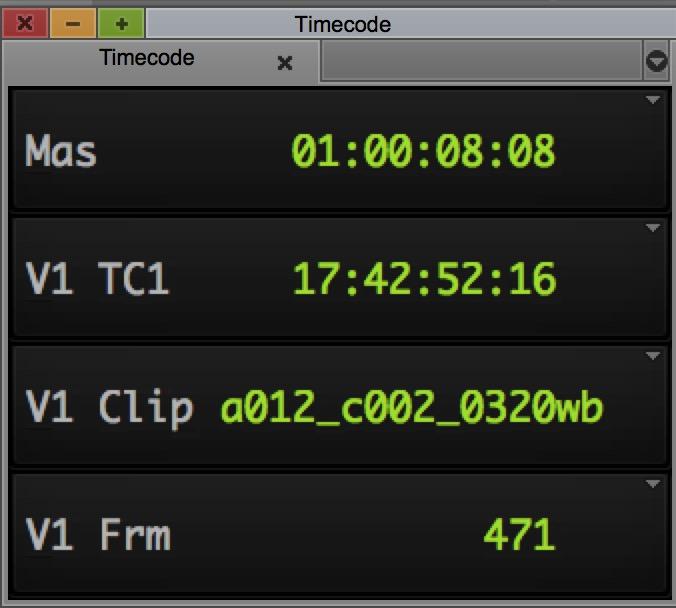 amc timecode many v1