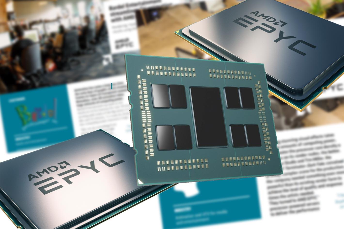 EPYC: how AMD transformed the server landscape
