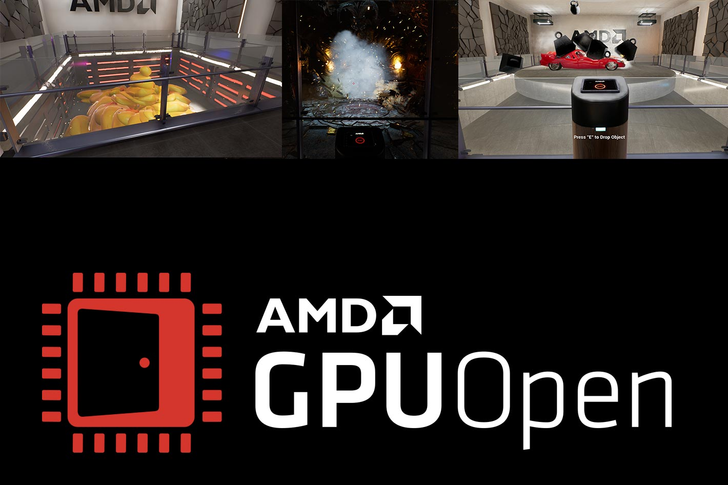 Let's build… 2020: AMD's event you can attend from home