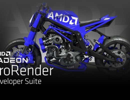 AMD Radeon ProRender gets several new plug-ins