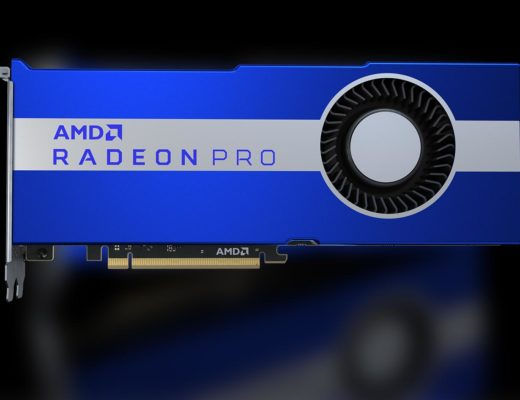 AMD Radeon Pro VII: 26 percent higher 8K image processing performance in DaVinci Resolve
