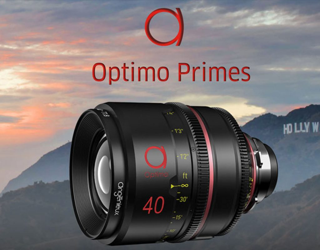 Angenieux Optimo Primes