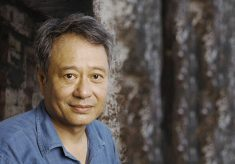 Ang Lee at The Future of Cinema Conference