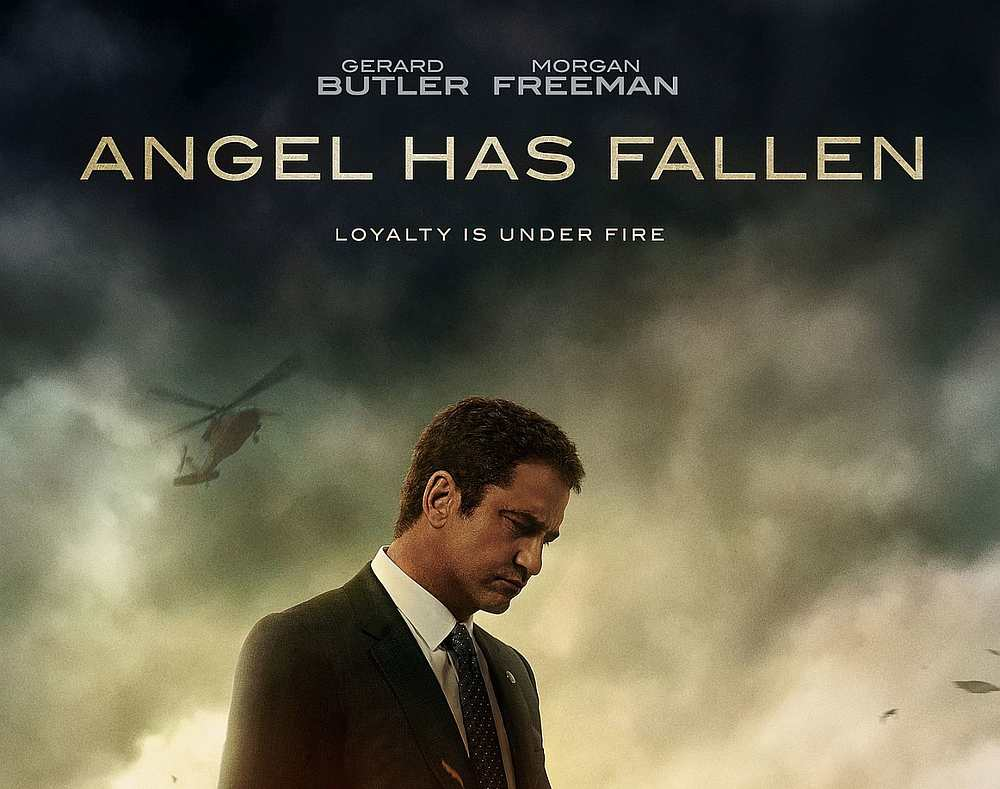 Angel has fallen edited by Gabriel Fleming