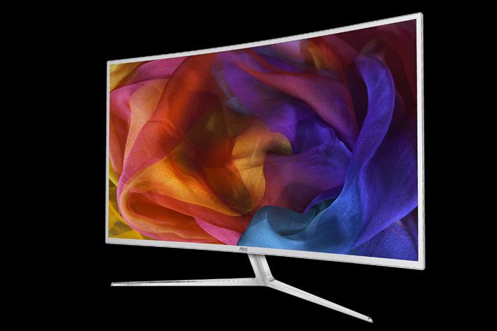 New 40 inch 4K UHD AOC monitor 1