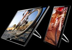 Full HD monitor uses USB for signal and power