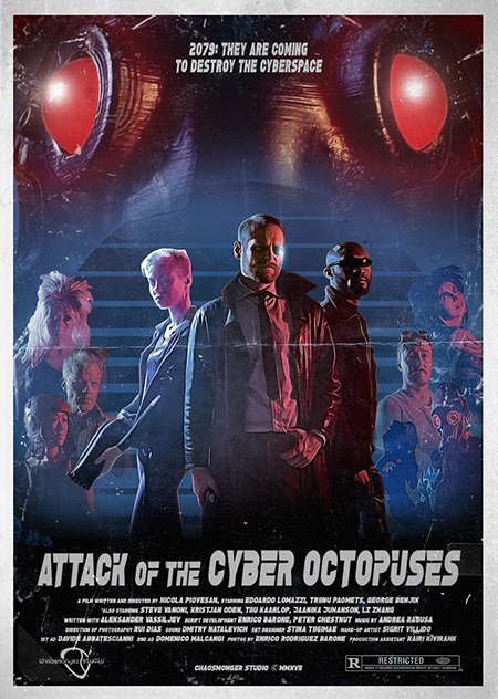 Attack of the Cyber Octopuses: Sci-Fi without CGI by Jose