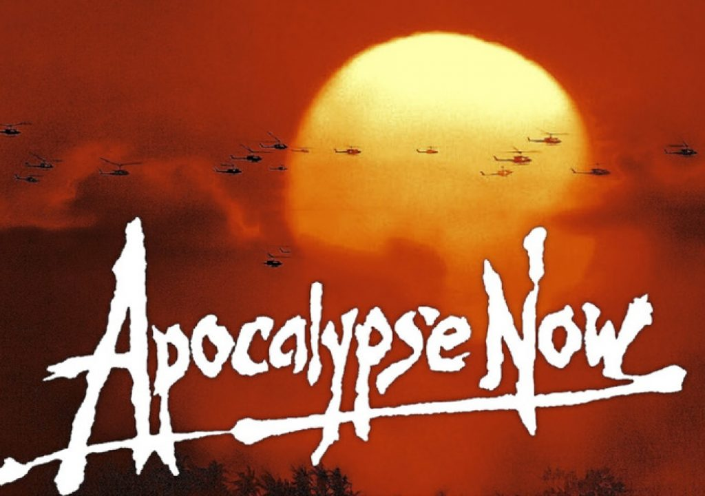 Francis Ford Copolla announces... Apocalypse Now - the Game