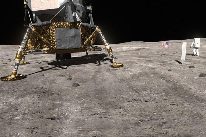Apollo 11 VR HD: First Steps