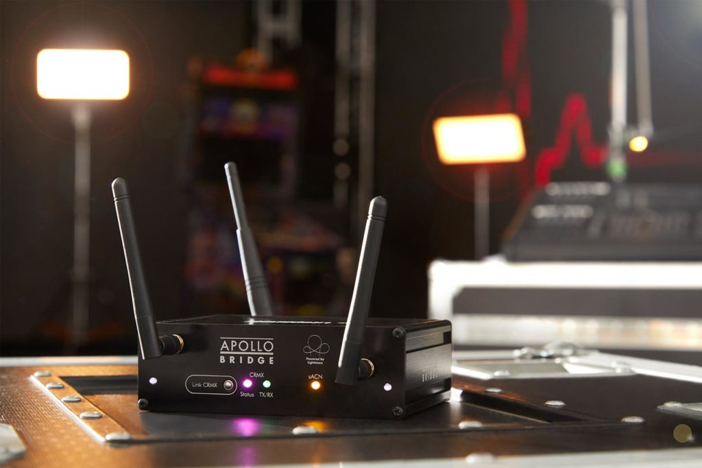 Litepanels launch Apollo wireless DMX system