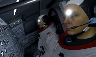 VR takes you to the Moon… with Apollo 11